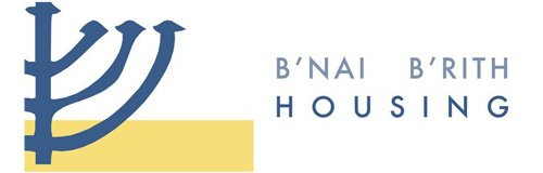 logo for B'nai B'rtih Housing