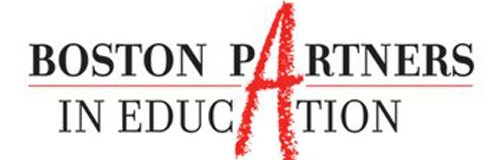 logo for Boston Partners in Education