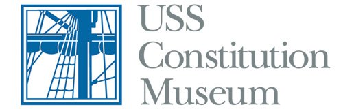 logo for USS Constitution Museum