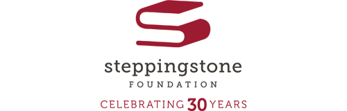 The - Steppingstone-Foundation-Logo